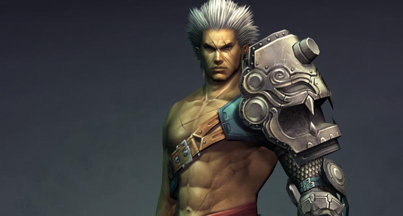 Character Design Ebook Download : Swordmaster low poly game character cinema d