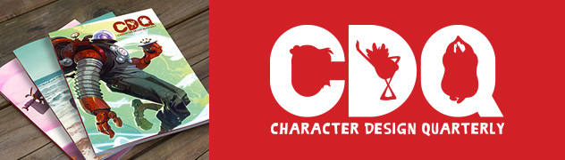 Character Design Quarterly